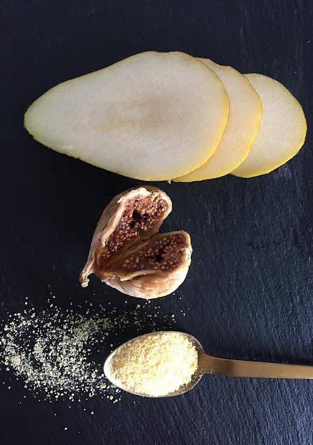 Fruchtiger Hirse-Kuchen, Rezept glutenfrei & vegan, Werz, Minimalismus: Zubereitung einfach + schnell, Healthy Food Style, Blog, Rezeptinspirationen für jeden Tag, gesund und lecker, Rezeptideen, schnelle Rezepte, entdecken, leicht