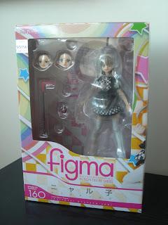 Figma Nyaruko Box Front