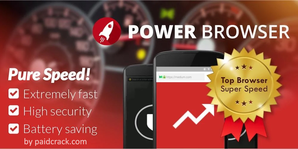 Power Browser Mod Apk
