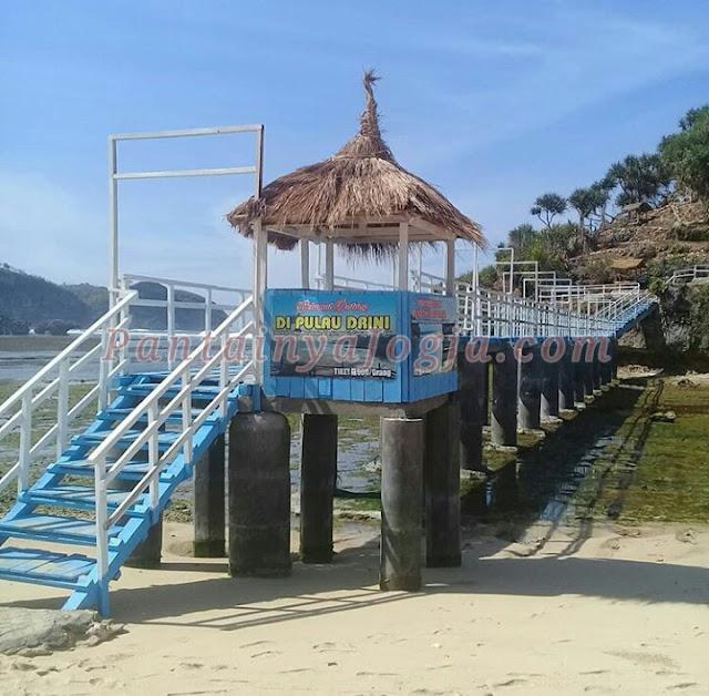 jembatan pantai Drini