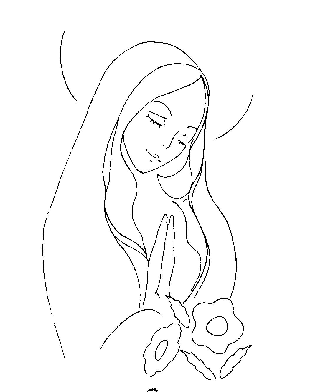 Activités Jeux Autour De La Vierge Marie Kt42 Portail Caté