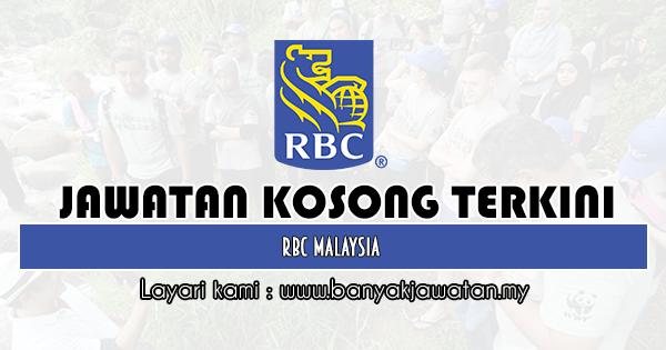 Jawatan Kosong 2020 di RBC Malaysia