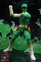 Power Rangers Lightning Collection Zeo Green Ranger 16