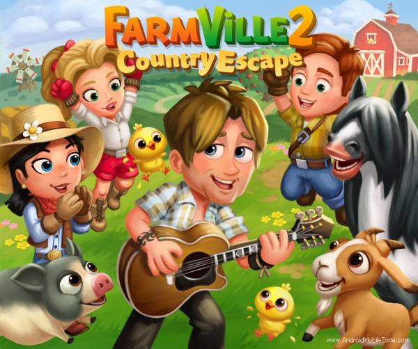 Download FarmVille 2: Country Escape Apk  Mod (Unlimited Keys)