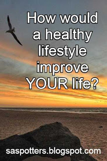 How would a healthy lifestyle improve your life?