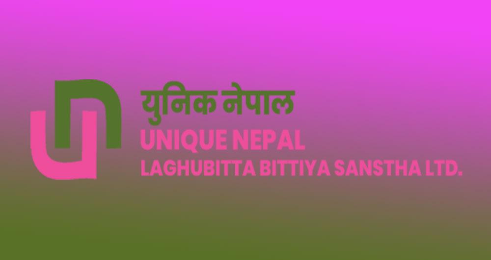Unique Nepal Laghubitta