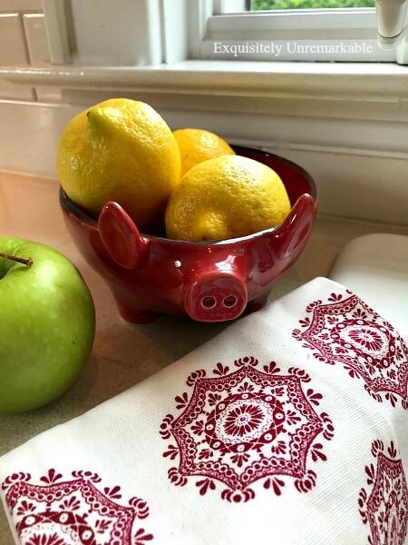 Half A Pig Bowl