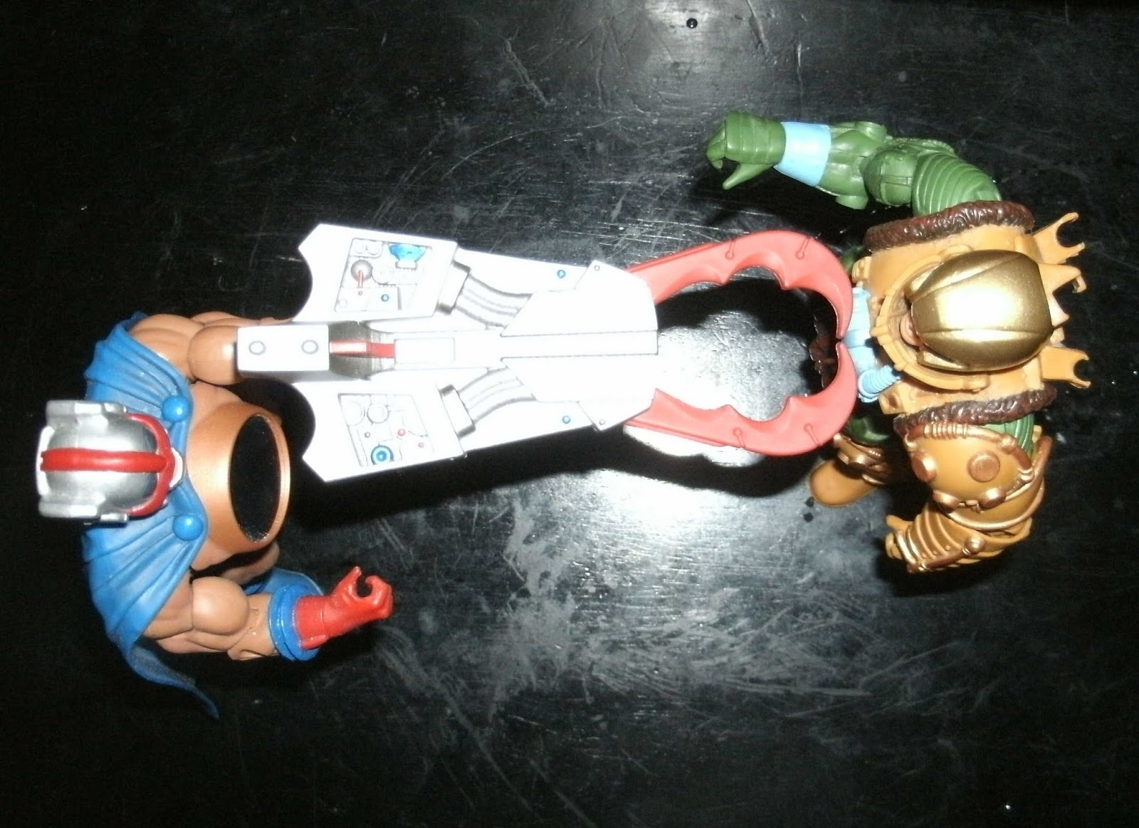 Sincere 10 X He-man Motu Figurine Leg-repair Bands Toys & Games