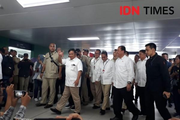 Tiga Orang Penting di Balik Pertemuan Jokowi-Prabowo