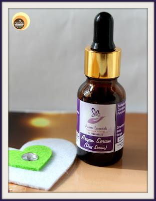 Aroma Essentials Argan Day Serum - Argan Facial Serum- NBAM