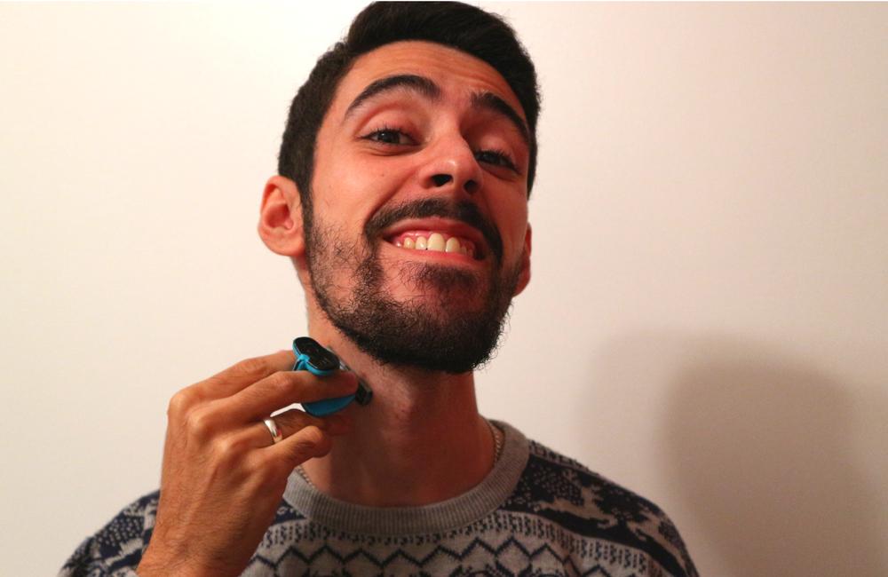 evoshave+ marca + blogue ela e ele + ele e ela+ blogue português + blogue de casal + pedro ribeiro + ela e ele oficial + lâmina de barbear+ barba + fácil (3)