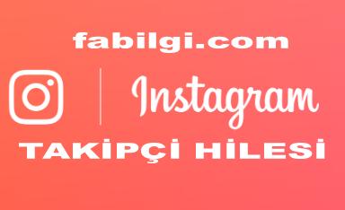 Instagram Şifresiz Uygulamasız Takipçi, Beğeni Hilesi Nisan 2020