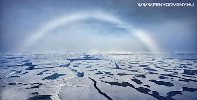 Eltűnhet a jégtakaró az Északi-sarkról