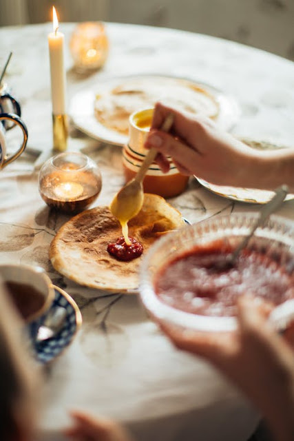 وصفة حلوي الباستا فلورا بالمربى اللذيذة من الحلويات الخفيفة وسهلة التحضير