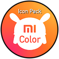 MiColor HD Miui Circle Icon Pack