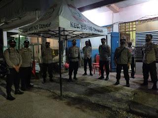 Cegah Perang Kelompok, Polres Pelabuhan Makassar Bentuk Pos Keamanan dan Tingkatkan Patroli