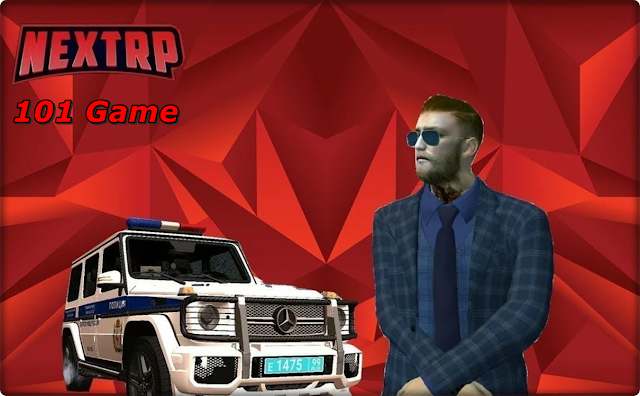 NEXT RP - криминальная игра про Россию в жанре Role Play