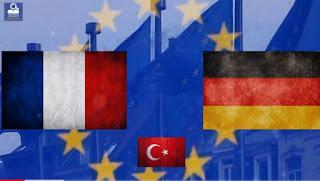 الاتحاد الأوروبي وإشكالية الخلافات الفرنسية الألمانية حول التعامل مع التهديدات التركية
