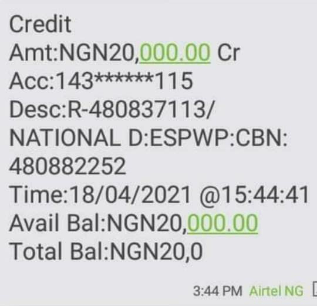 Payment of 774 NDE Has Begun Checkout This