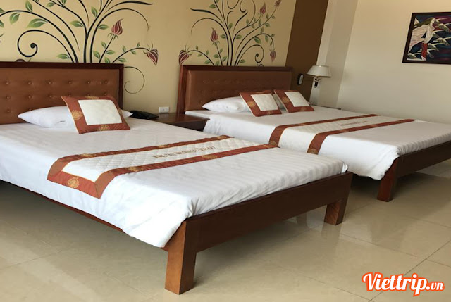 Phòng ngủ - Intourco resort