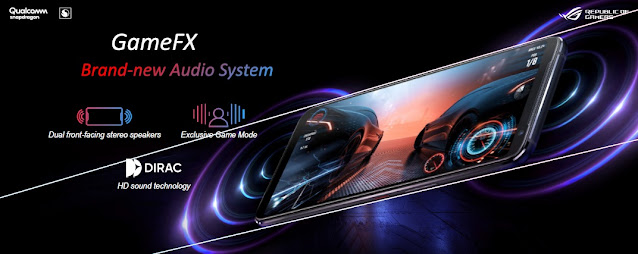 Audio System ASUS ROG Phone 3