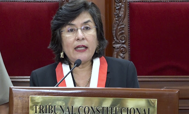 Marianella Ledesma plantea reducir sueldos de altos funcionarios públicos por crisis de coronavirus