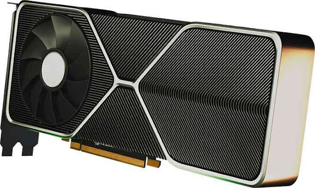 NVIDIA GeForce RTX 3080 Ampere Graphics Card
