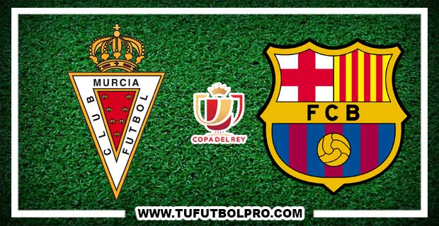 Ver Murcia vs Barcelona EN VIVO Por Internet Hoy 24 de Octubre 2017