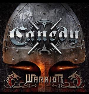 """Ο δίσκος των Canedy """"Warrior"""""""