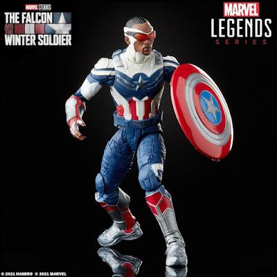 Marvel Studios Disney+ Series Marvel Legends Series Action Figures