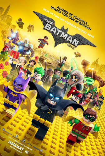 The LEGO Batman Movie (BRRip 720p Dual Latino / Ingles) (2017)