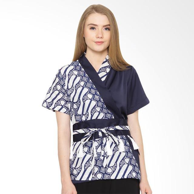 Review Model Baju Batik 2020 Untuk Wanita, Model Baju Batik 2020