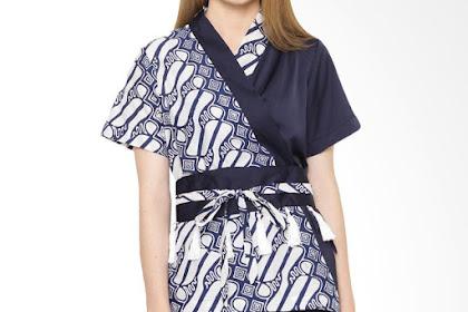 Review Model Baju Batik 2020 Untuk Wanita