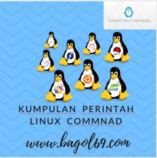 Kumpulan  Perintah -Perintah Dasar Linux
