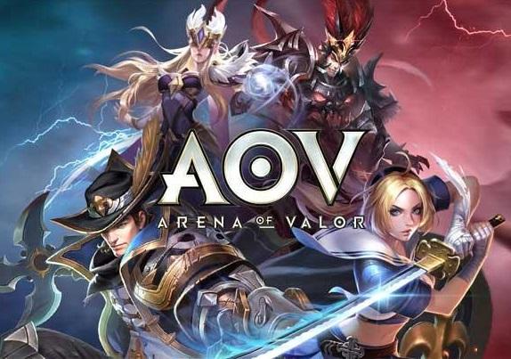AOV: Arena of Valor