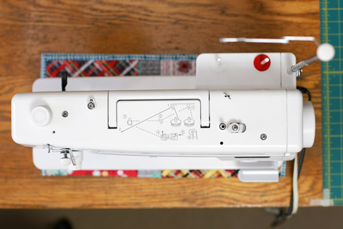 In Color Order: Janome 1600P Sewing Machine Review