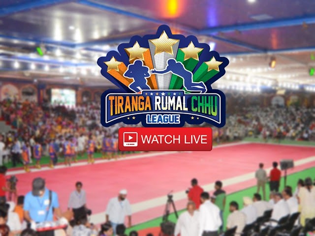 Watch Tiranga Rumaal Chhu League (TRL) Live On TV Channels Sarv Dharam Sangam STV Haryana News OK India Rumal Chor Game Live Dhekhe