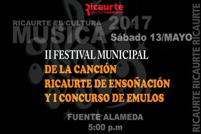 RICAURTE: II FESTIVAL MUNICIPAL