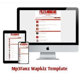 Mp3FunZ (Free) Wapkiz Template