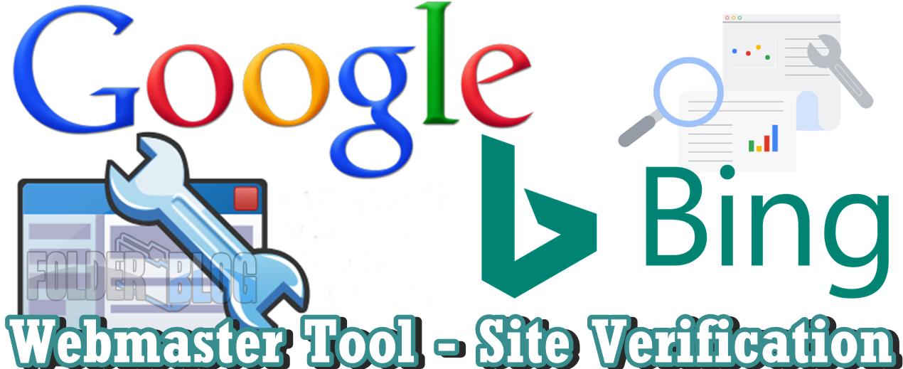 Cara mendaftarkan website atau blog ke Webmaster Tool (Google dan Bing)