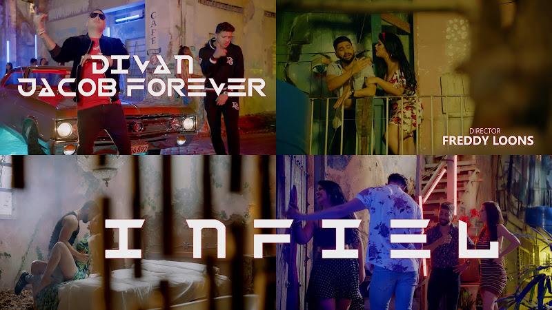 DIVAN & Jacob Forever - ¨Infiel¨ - Videoclip - Director: Freddy Loons. Portal Del Vídeo Clip Cubano