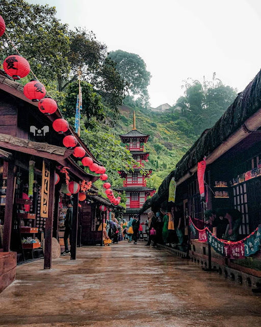 Tempat Wisata Ala Luar Negeri Di Bandung
