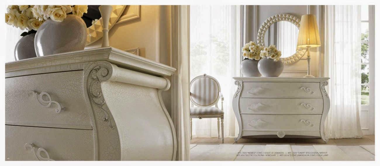 Design Interior / Mobila italiana - Design interior case clasice - Amenajari interioare - Bucuresti | Mobila italia Comoda sertare Nemesi