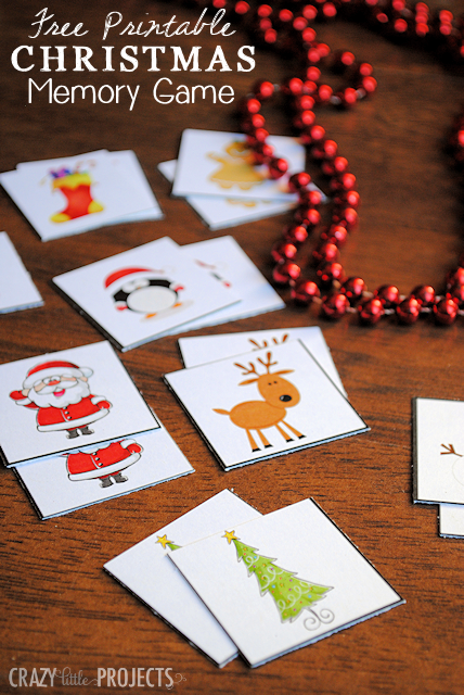free.printable.christmas.memory.game