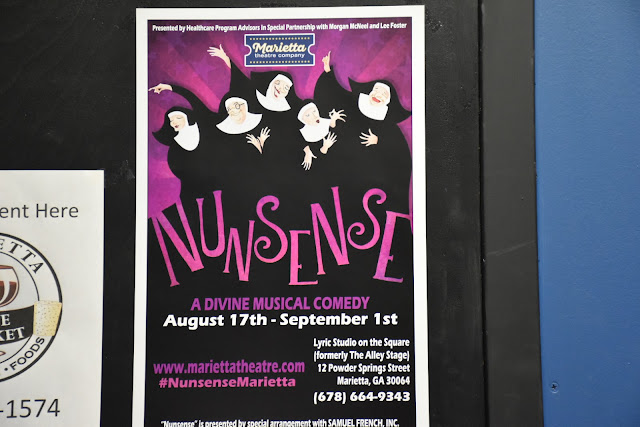 A Must-See: Nunsense at Marietta Theatre Company!  via  www.productreviewmom.com