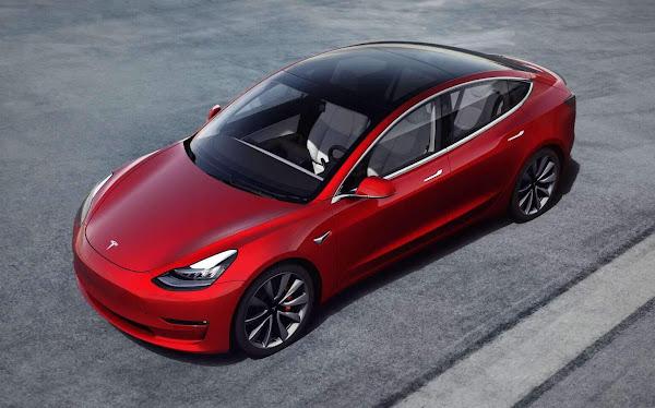 Tesla planeja exportar carros da China para Europa e Ásia