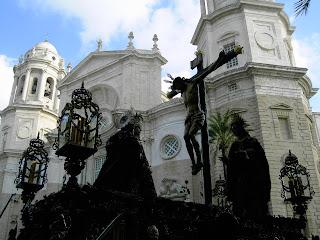 Semana santa en Cádiz en qué visitar en Cádiz