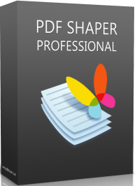 PDF Shaper Premium 9.8 poster box cover