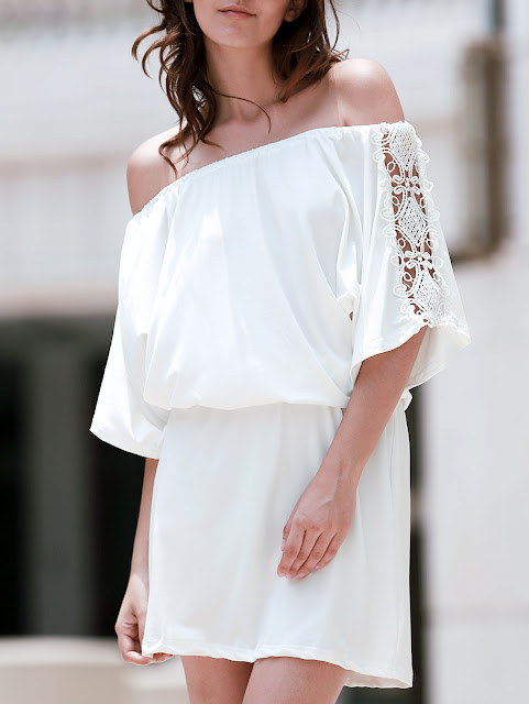 http://www.zaful.com/lace-spliced-off-the-shoulder-half-sleeve-elastic-waist-p_182527.html