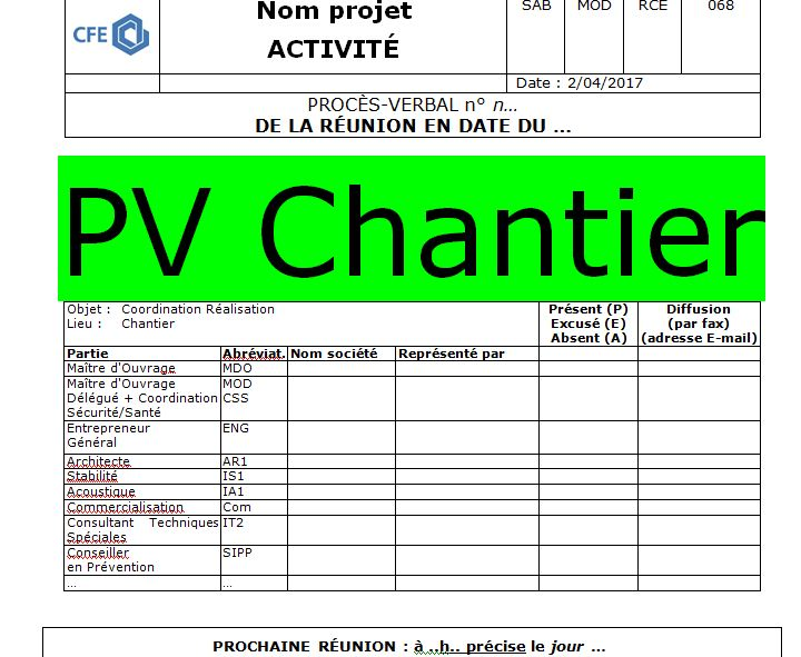 Pv reception travaux quelques liens utiles pv reception travaux pv de reception de travaux la - Proces verbal de reception de travaux ...